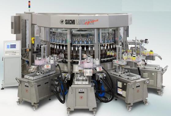 57 Sacmi-labeler